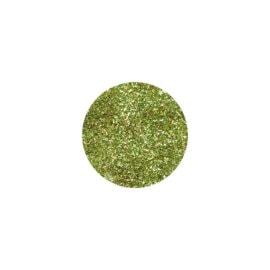 Glitter, sädelev pulber, kollakasroheline