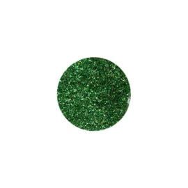 Glitter, sädelev pulber,  roheline