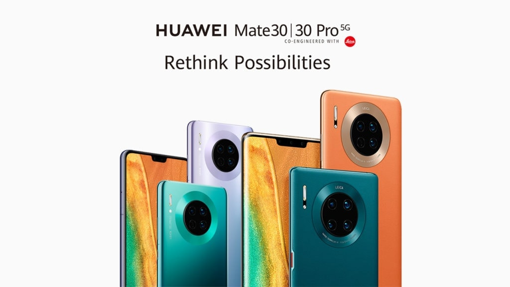 Huawei Mate 30 & Mate 30 Pro Are Official With New Kirin 990, 5G & Killer Cameras 2