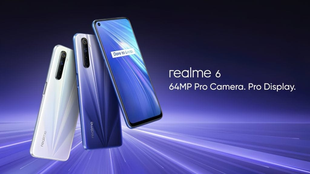 Realme 6 and Realme 6 Pro launched; specs, prices, differences, and other details 1