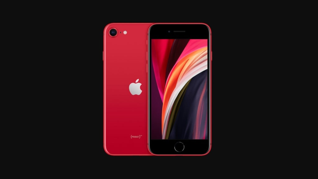 iPhone SE (PRODUCT)RED