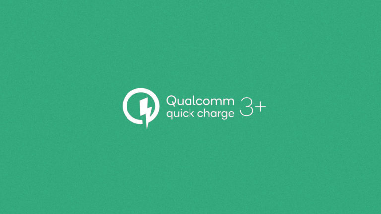 qualcomm quick charge 3 plus